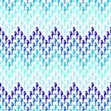 Картина с морским коньком Стоковое Изображение