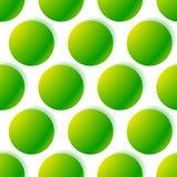 Картина с накаляя кругами Поставленная точки картина плавно повторение бесплатная иллюстрация