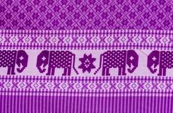 Картина слонов Стоковое фото RF