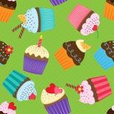 Картина с пирожными Стоковое Изображение RF