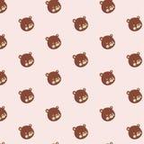 Картина с плюшевыми медвежоатами Стоковое Изображение