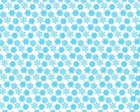 Картина с различными снежинками Стоковые Фото