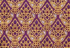 картина Таиланд тканей родная Стоковое Изображение RF