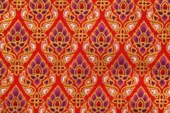 картина Таиланд тканей родная Стоковое Фото