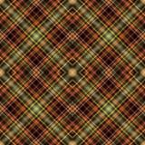 Картина тартана, раскосная предпосылка ткани, шотландское королевское иллюстрация штока