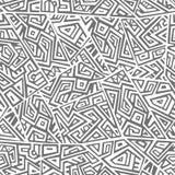 Картина творческого вектора безшовная Стоковые Фото