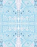 Картина творческого вектора безшовная Стоковое Фото