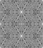 Картина творческого вектора безшовная Стоковое фото RF