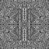 Картина творческого вектора безшовная Стоковая Фотография RF