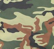 Картина текстуры камуфлирования с зелеными тонами. Стоковое Фото
