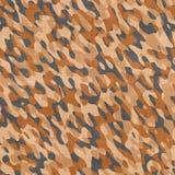 картина ткани камуфлирования Стоковая Фотография RF