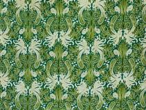 Картина ткани от Таиланда Стоковое Фото