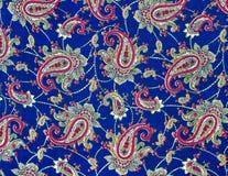 Картина ткани от Таиланда Стоковые Изображения RF