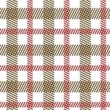 Картина ткани тартана безшовная иллюстрация вектора