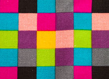 картина ткани Стоковые Изображения
