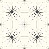 Картина точек Стоковые Изображения