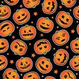 Картина тыквы Halloween бесплатная иллюстрация