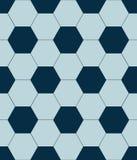 Картина футбола печати Стоковые Изображения