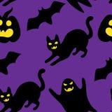 Картина хеллоуина иллюстрация вектора