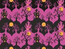 Картина хеллоуина Стоковые Фото