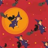 Картина хеллоуина Стоковое Изображение