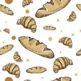 Картина хлеба Стоковое Изображение RF