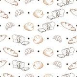 Картина хлеба Стоковая Фотография