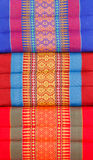 Картина цвета подушек тайская Стоковое Изображение