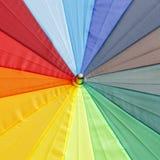 Картина цвета предпосылки зонтика Стоковая Фотография RF