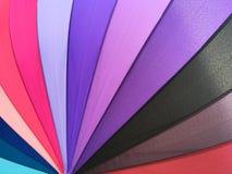 Картина цвета предпосылки зонтика Стоковые Фото