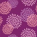 картина цветка безшовная Стоковые Изображения