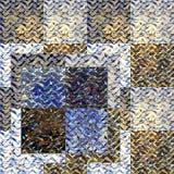 Картина цветка с тропическими заводами Акварель для заплатки des цветка тропической Стоковые Фотографии RF