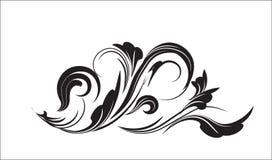 Картина цветка щетки Стоковая Фотография