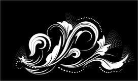 Картина цветка щетки Стоковые Фото