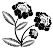 картина цветка иллюстрация штока