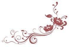 картина цветка иллюстрация вектора