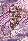 картина цветка Стоковые Изображения