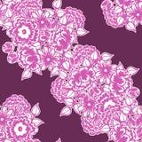 Картина цветка Стоковое Изображение