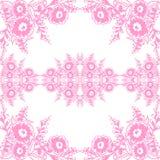 Картина цветка Стоковое Фото