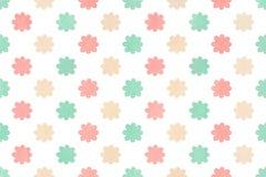 Картина цветков акварели Стоковое фото RF