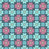 Картина цветков Стоковые Изображения RF