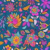 Картина цветков. Стоковые Фото