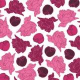Картина цветков Стоковые Фото
