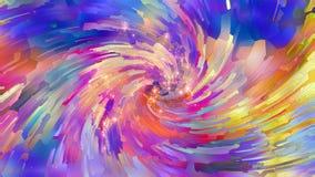 Картина цветного стекла иллюстрация вектора