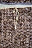 картина циновки соломы как поверхность предпосылки стоковые изображения rf