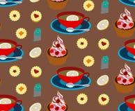 Картина чая Стоковые Изображения