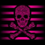 Картина черепа Стоковые Фотографии RF