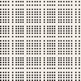 Картина черно-белого checkered вектора безшовная иллюстрация штока
