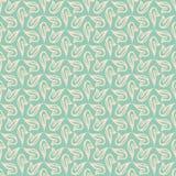 Картина чувствительного flourish вектора безшовная Стоковые Фото