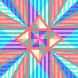 Картина шарфа иллюстрация вектора